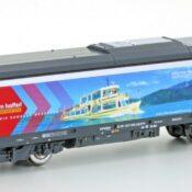 Hobbytrain Diesellok BR 1247 905 Vectron Stern Hafferl
